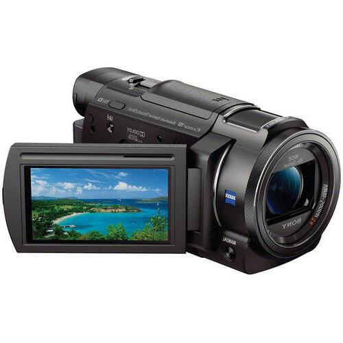 Sony Handycam FDR-AX33 Wi-Fi 4K Ultra HD Video Camera Camcor