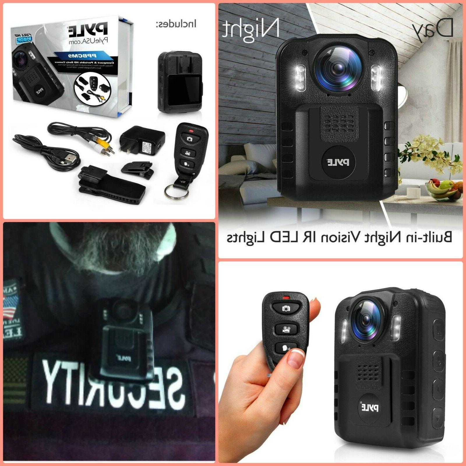 Wearable Camera Wireless Camcorder Hd Body Camera Portable N