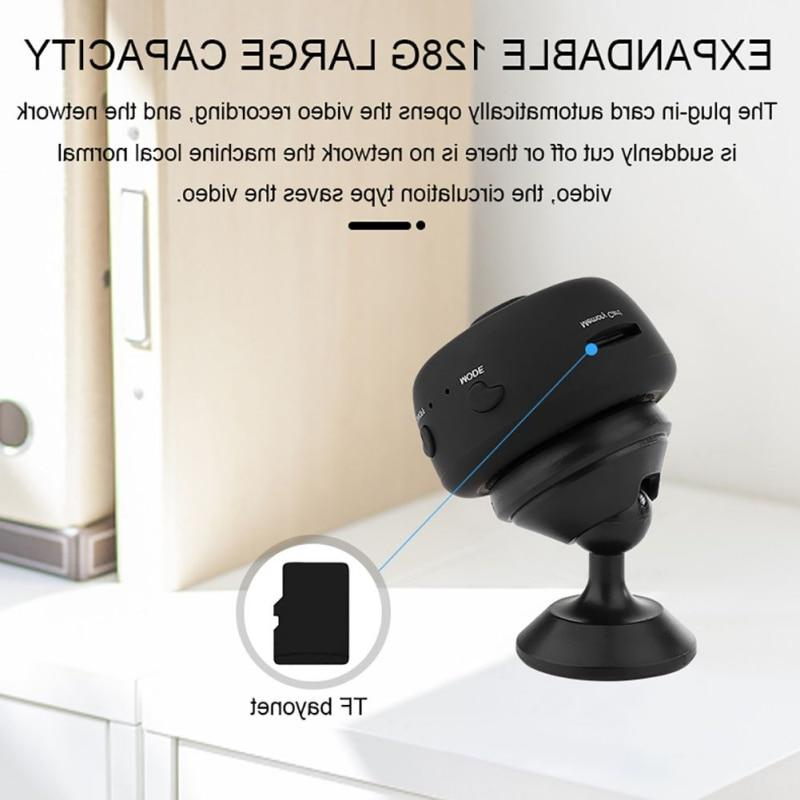 A11 Cloud Storage Camera 1080P <font><b>Camcorder</b></font> Monitoring Control 150 Degree Wide-angle