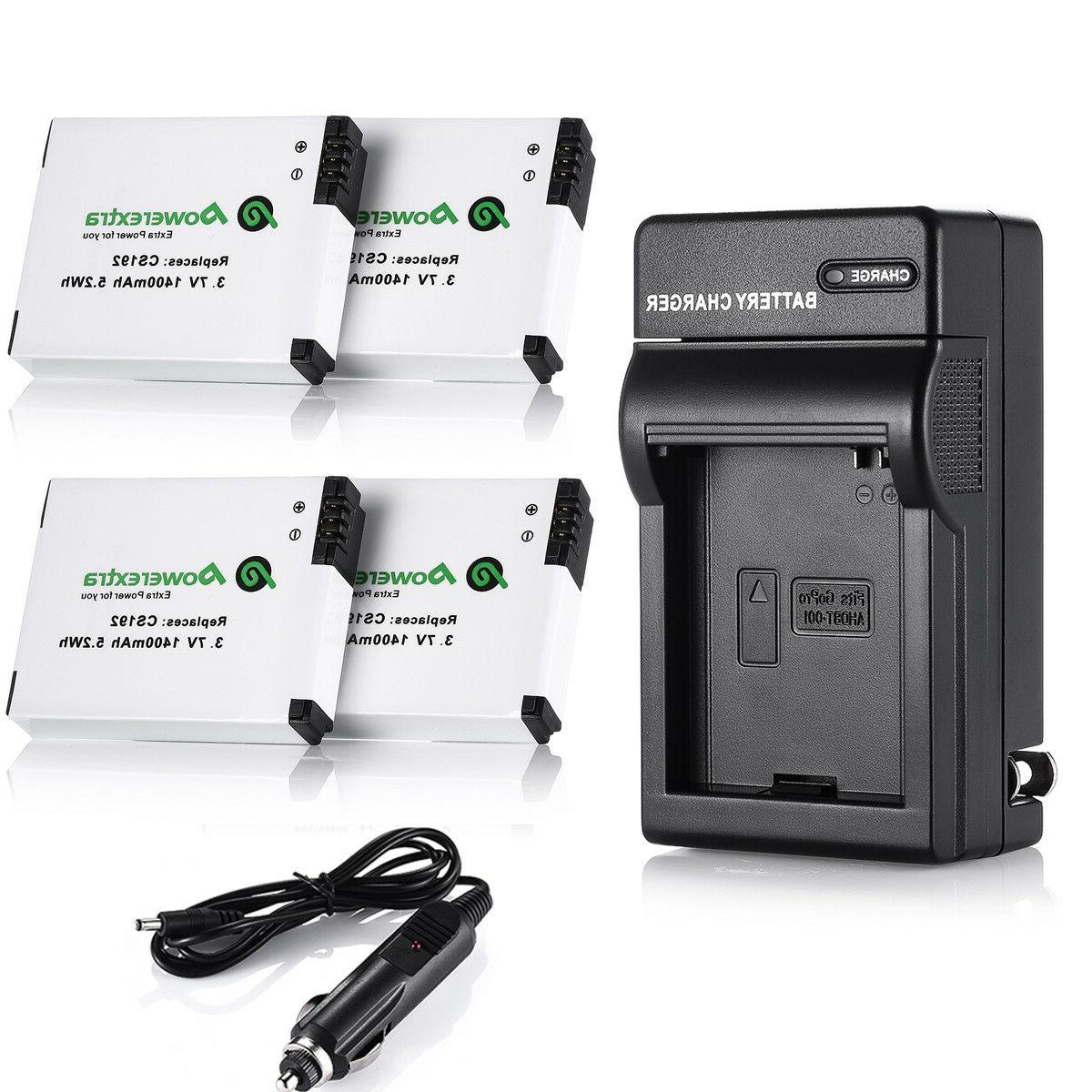 AHDBT 001 AHDBT 002 Battery Charger For GoPro HD Hero2 Hero