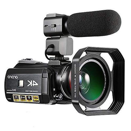 camcorder 3 1 ips touch