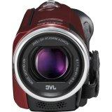 JVC Full HD Camcorder Red