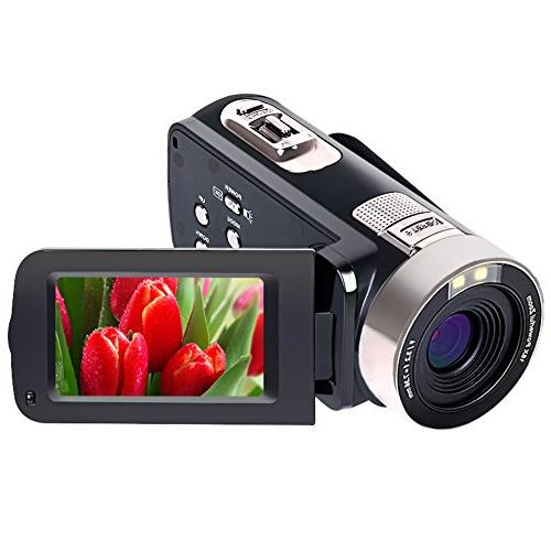 camcorder camcorders zoom rotation