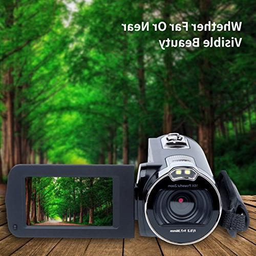 Digital MP Powerful Digital Zoom Inch Stabilization 270 Rotation Camera
