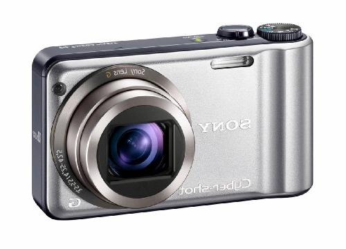 Sony Digital Camera with Wide with SteadyShot and inch LCD