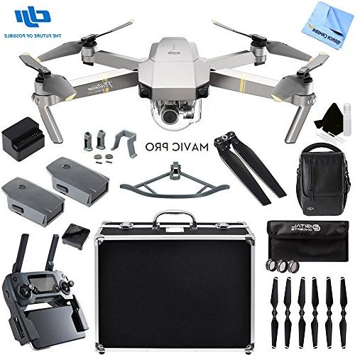 dji mavic platinum quadcopter drone