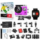 Dragon Touch DT7000 Full 4K HD Action Camera DV Camcorder Wi