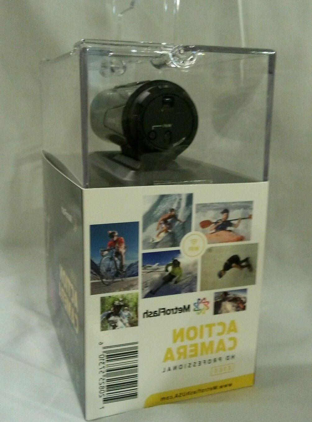 MetroFlash Fi Extreme 16MP Video Camera With