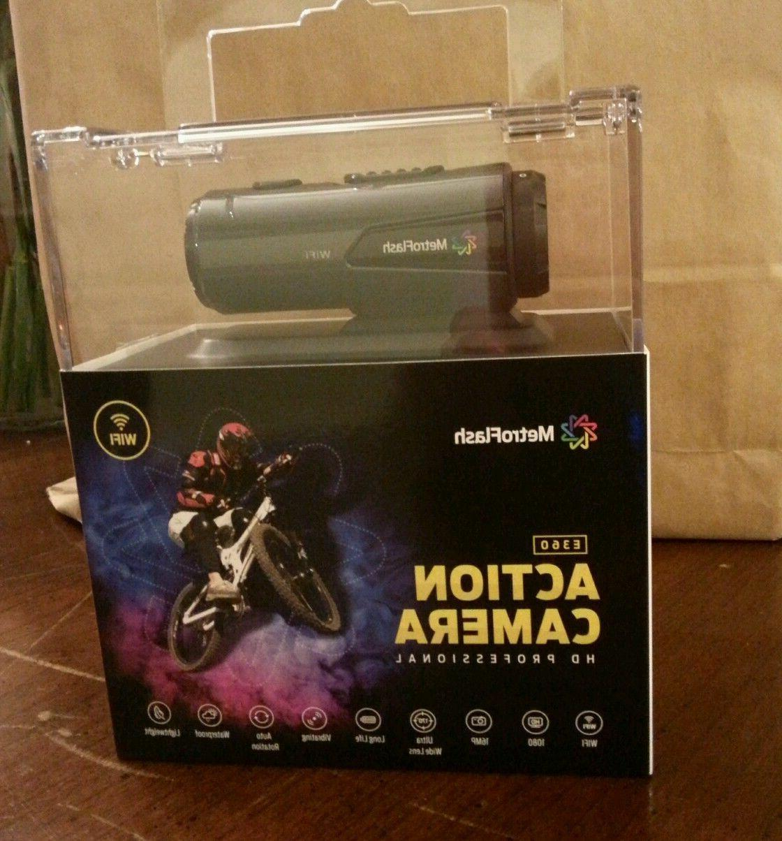 MetroFlash E360 Extreme Edition 16MP Video Camera