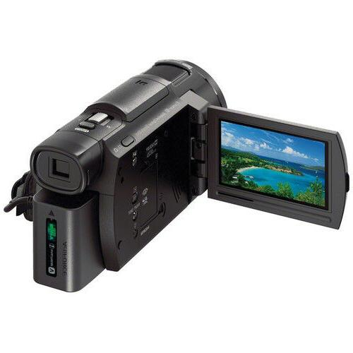 Sony 4K Ultra Video Camera Camcorder