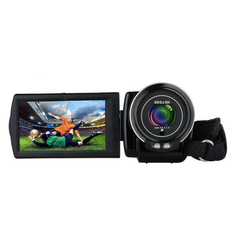 FULL HD 1080P LCD ZOOM Night Vision Digital Video DV Camera