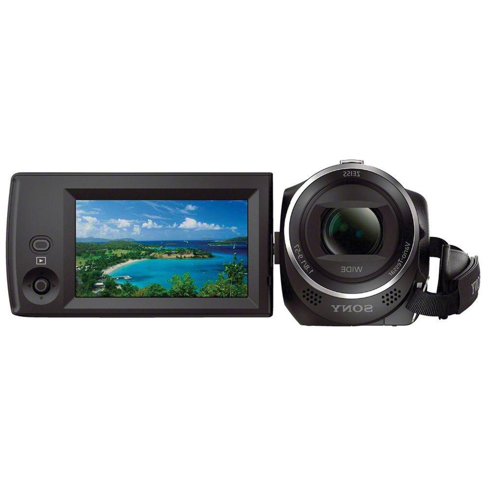 Sony HDR-CX405 HD Zoom Video Camera Camcorder