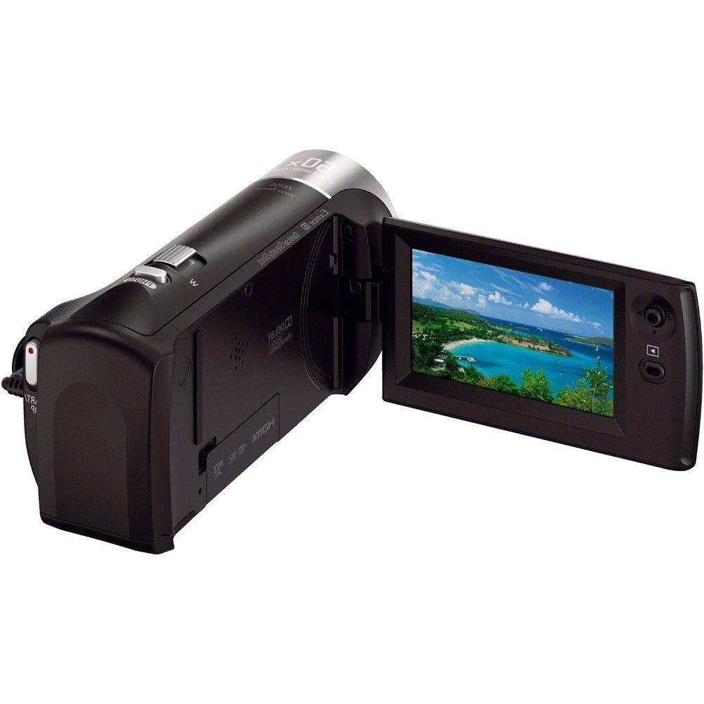 Sony HD Zoom Video Camera Camcorder NEW USA