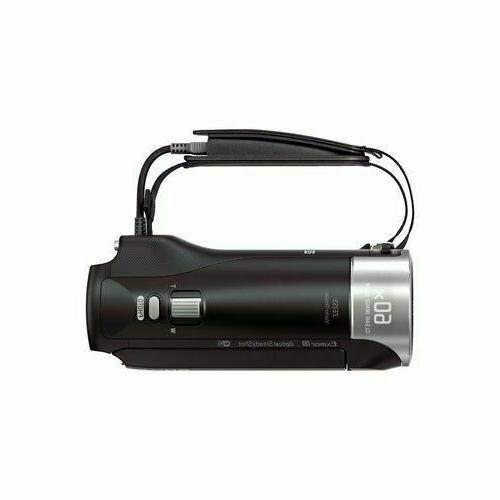 Sony HDR-CX440 HD Camcorder