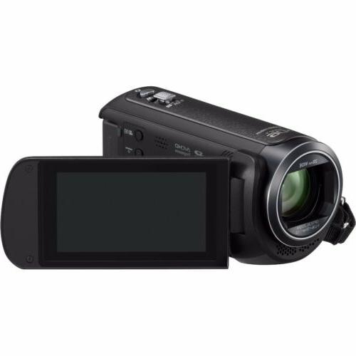 Panasonic 1080p Camcorder w/ 64GB Accessory