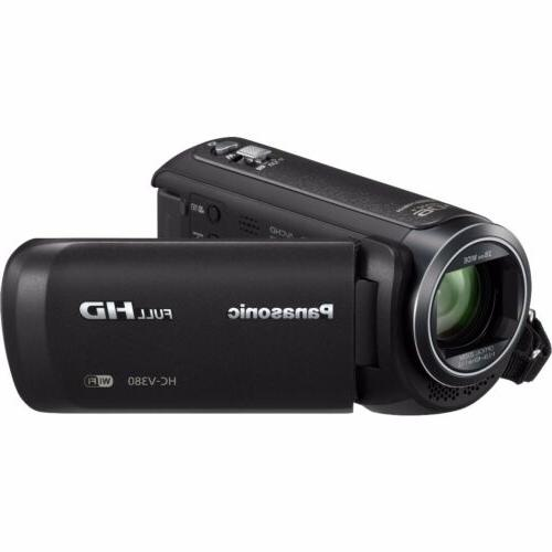 Panasonic Full 1080p Camcorder 64GB Accessory
