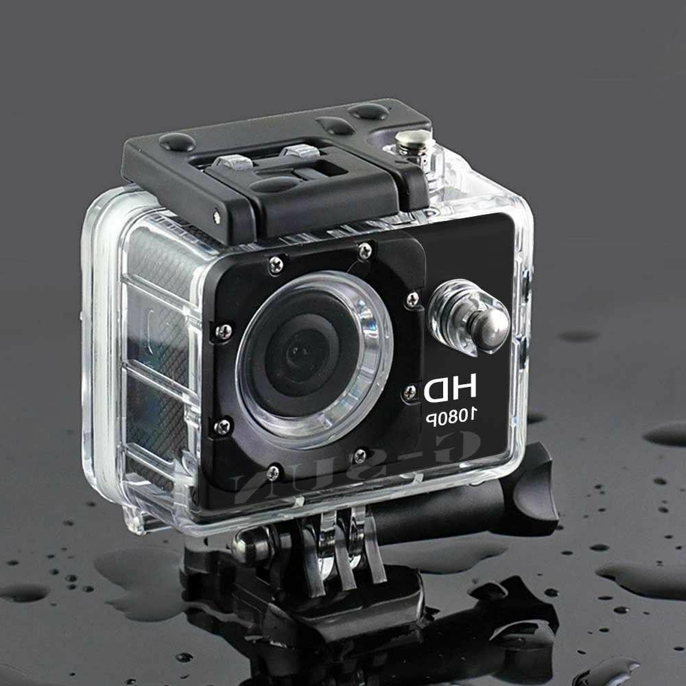 HD 1080P Camcorder Full DV Waterproof Camera