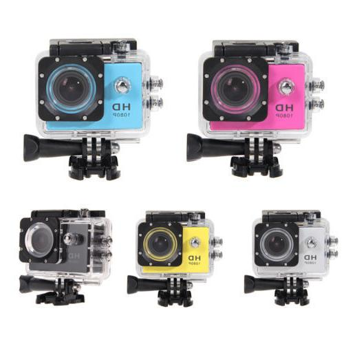 Full DV Car Waterproof Camera