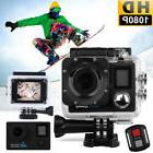 HD 1080P Sports Action Camera GoPro DVR DV Waterproof Helmet