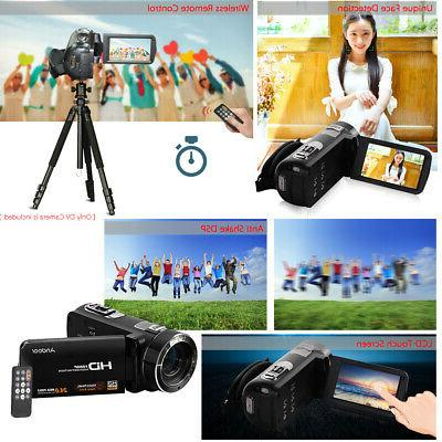 Andoer Camcorder LCD