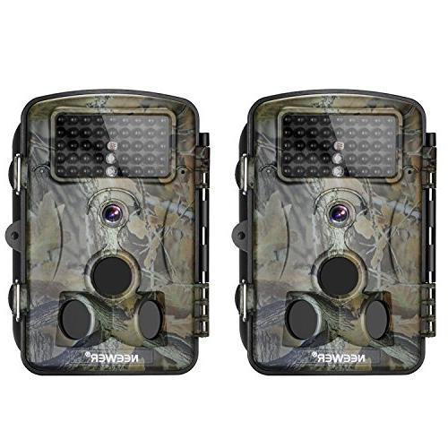 hunting trail infrared night vision