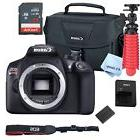 new rebel t6 slr camera premium kit