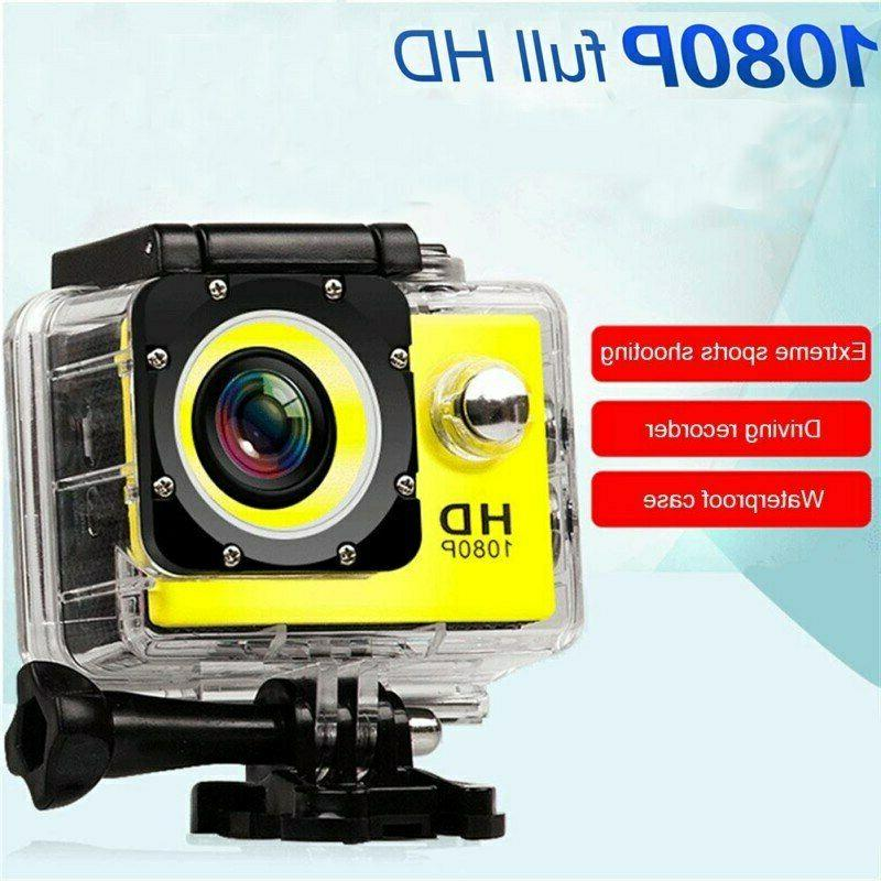 Outdoor Camera Screen Underwater Cam