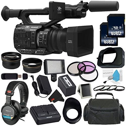 panasonic ag ux90 camcorder you