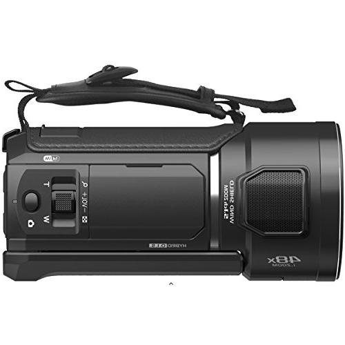 Panasonic HC-V800 Camcorder with DICOMAR + 64GB SDXC & Bundle