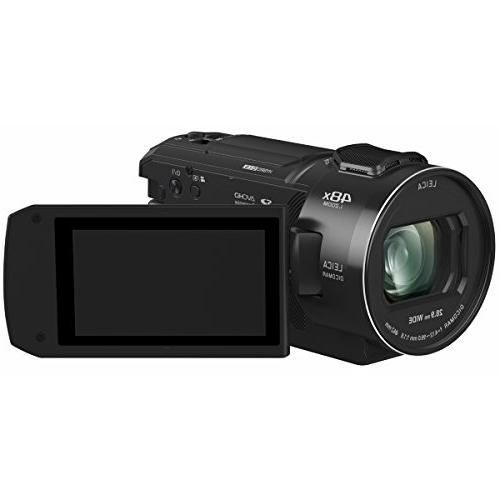 Panasonic Camcorder with DICOMAR SDXC Bundle