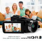 "Portable HD 1080P 24MP 3"" LCD 16X ZOOM Digital Video DV Came"