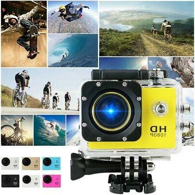 HD Waterproof Sports Action Camera  SJ9000  1080P Ultra DVR