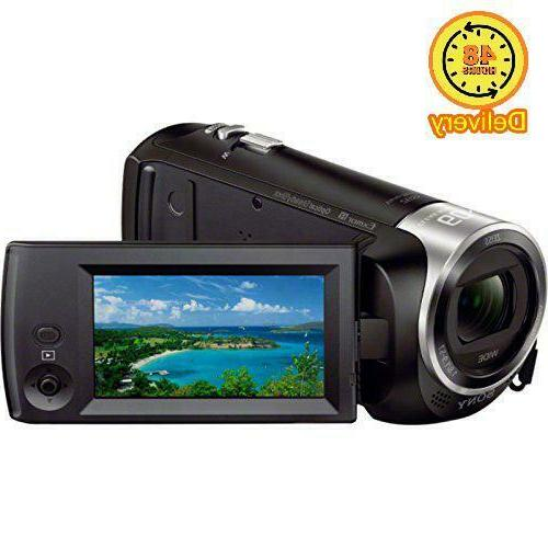 Beach Camera Sony Full Hd Camcorder + Ultra Uhs-I