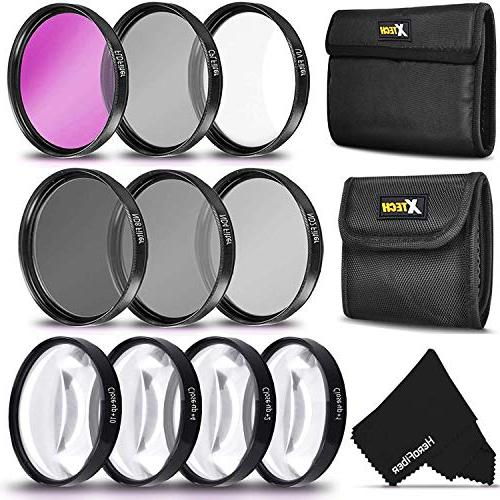 ultimate filters kit including