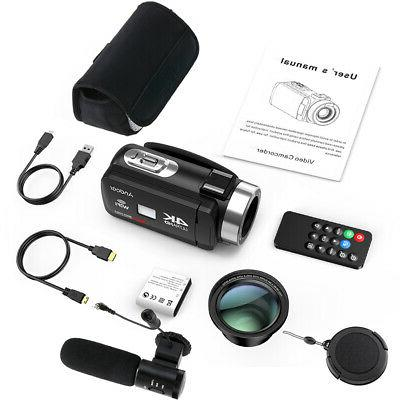Andoer HD WiFi Digital Video DV Lens
