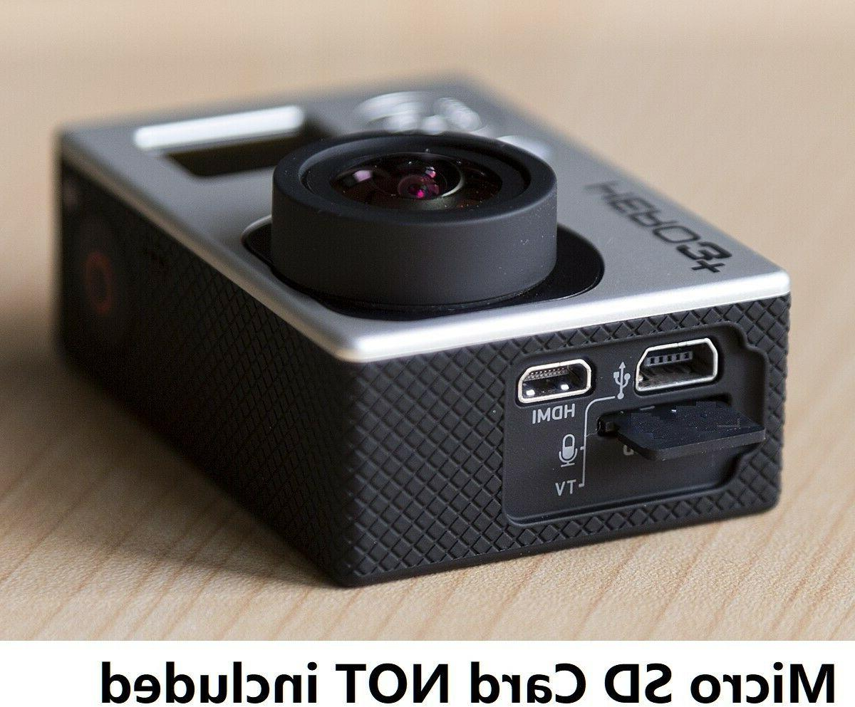 Used Plus 12MP Ultra HD Sport Camera Camcorder