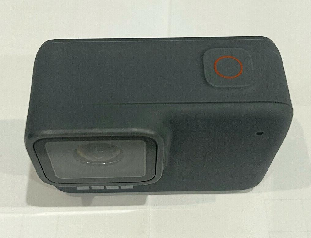 Used 7 Silver Camcorder 10MP Ultra HD Touch Screen