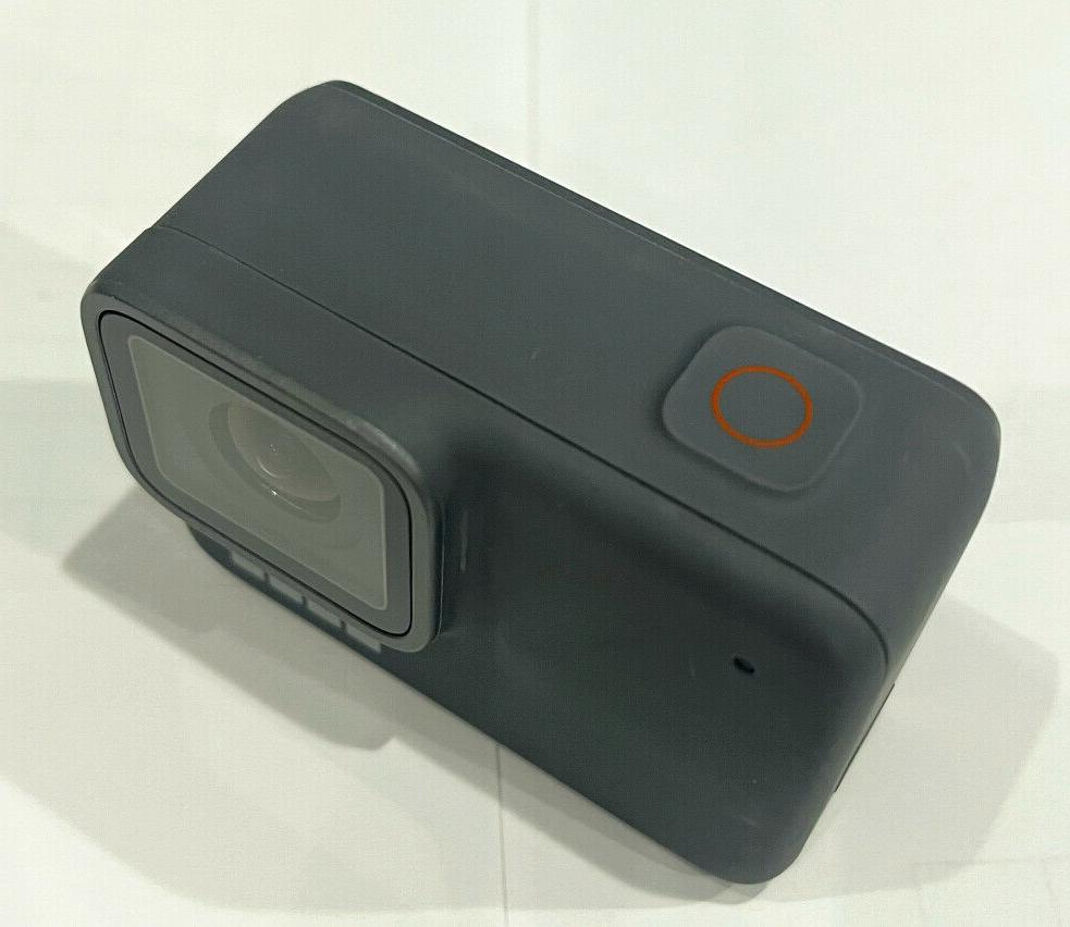 Used GoPro 7 Silver Camcorder Action 10MP Touch Screen