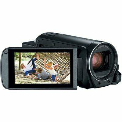 Canon HF R800 Camcorder Full HD 1080p - Bronze Level Bundle