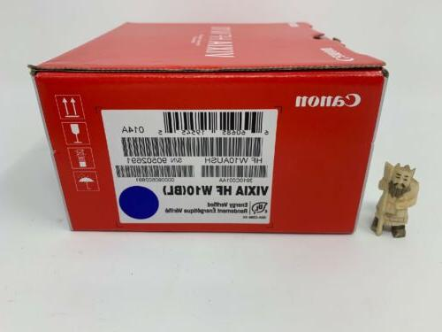 Canon HD Camcorder In BLUE