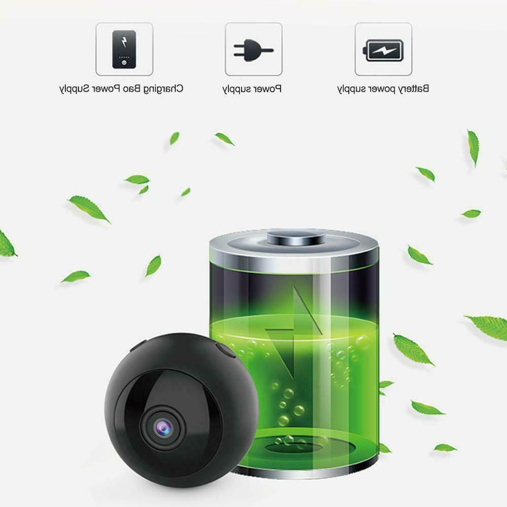 W8 1080P WIFI Mini VLC/SM Home Security Camera Camcorder