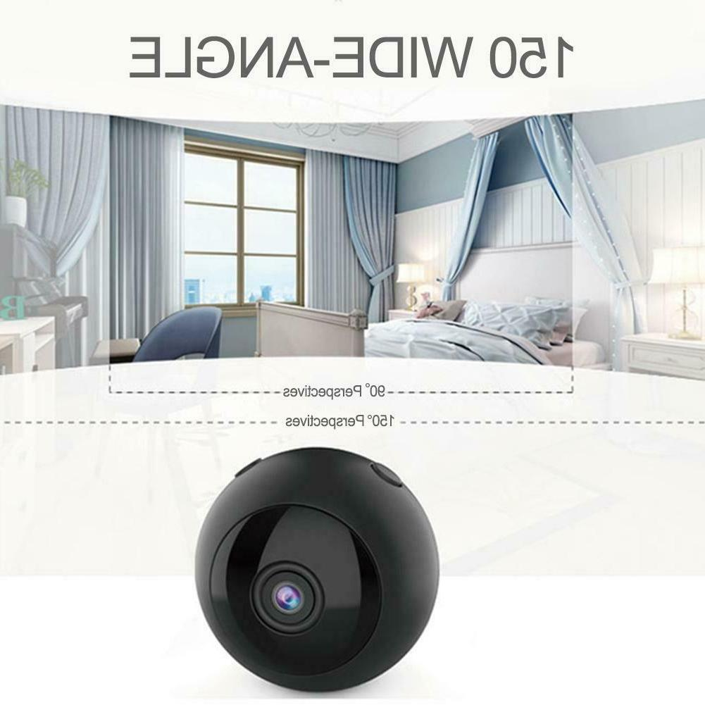W8 WIFI Mini IR Home Vision Camera