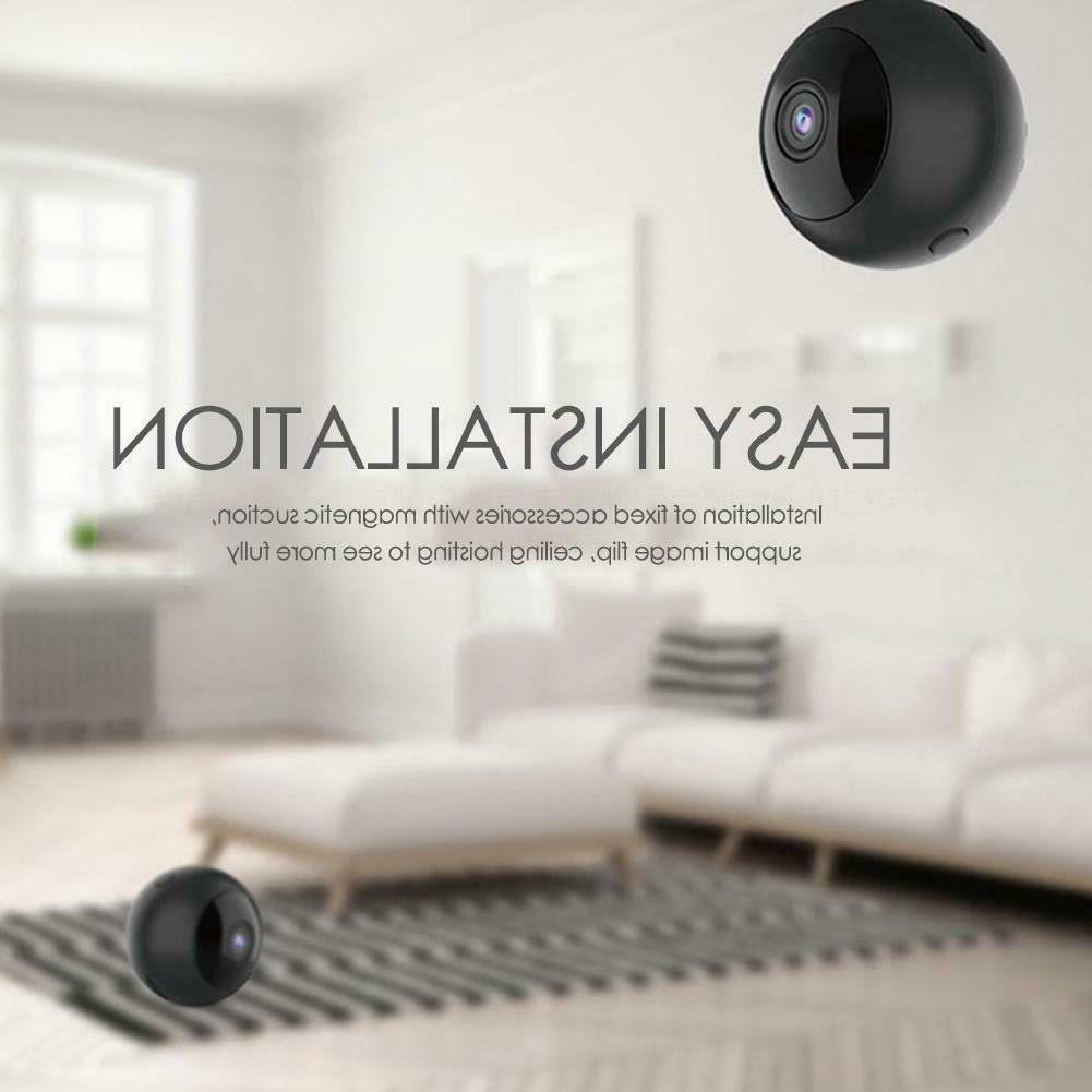 W8 Home Security Vision Camera