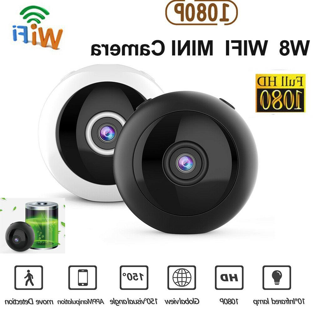 w8 1080p full hd wifi mini ir
