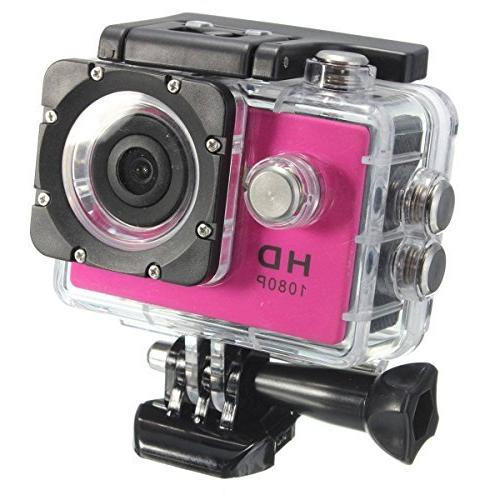 waterproof action cam dv dvr