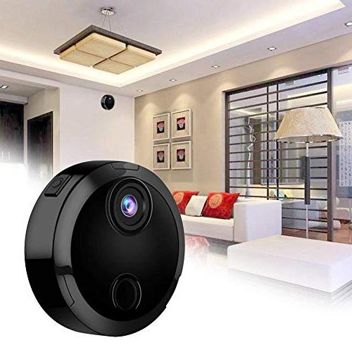 Feel-ling 1080P Night Car Camera for Remote View Detection