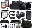 Canon XA25 HD Professional Camcorder + 128GB + Stabilizer +