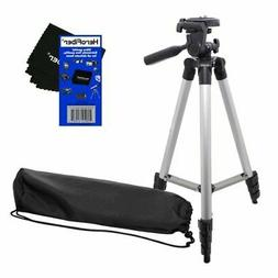 "50"" Light Weight Video Tripod for Canon Vixia HF S200 & HG 2"