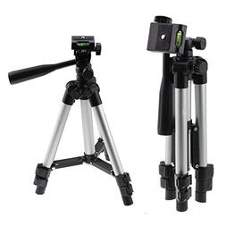 Navitech Lightweight Aluminium Tripod Compatible With The 10