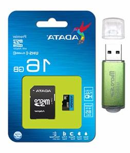 ADATA 16GB Micro SD XC SDXC Memory Card Class 10 For GO PRO